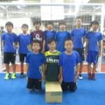10/5(日)Jr,FUTSAL CUP大会結果!!