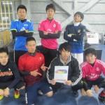 12月21日 チームユニホーム争奪杯 大会結果