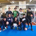 12/25(日)sfida X'mas CUP 大会結果