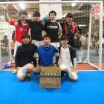 3/19(日)hummel cup大会 大会結果!
