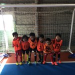 12月2日(日)U-8ジュニアカップ大会結果