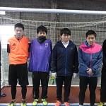 1/28(日)エンジョイカップ 大会結果