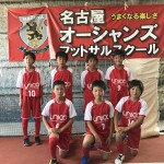 7/16(月・祝)ジュニアカップ U-12の部開催しました!