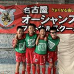 6/29(土)Jrフットサルカップ U-10 大会結果