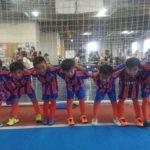 6/22(土)Jrフットサルカップ U-8 大会結果