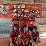 Jrフットサルカップ U-12大会結果