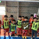 服部スポーツ協賛 オーシャンズフェスティバル U-8 大会結果